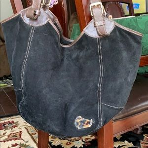 Used Dooney & Bourke handbag.
